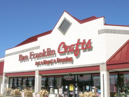 Ben Franklin Crafts, Richmond VA